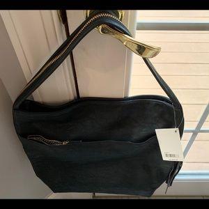 Big Buddha zip top handbag
